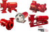 Floor / Pad Mounted End Suction Pumps - Image