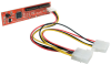 40-Pin Male IDE to 2.5 in., 3.5 in. and 5.25 in. SATA Adapter -- P937-000