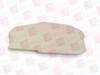 CONTA CLIP ZAP-4/3A-BG ( END PLATE, FOR TERMINAL BLOCK, BEIGE ) -Image
