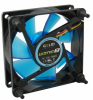 Gelid Solutions WING 8 - 80mm Gamer Case Fan - UV Blue -- 100015