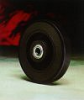 Cushion Rubber / Cast Iron Wheel -- WCC8BJM12 - Image