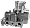 Valvair II Series Single Valve Subbase -- K022091-Image