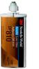3M Scotch-Weld DP810 Low Odor Acrylic Adhesive Tan 400 mL Duo-Pak Cartridge -- DP810 TAN 400ML DUO-PAK -Image