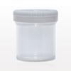 Specimen Container with White Cap -- 99982 -Image