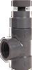 Manual Flow Control Angle Globe Valves -- AV Series - Image