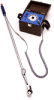 Turbo-Flo™ HP-302 Handheld Open Stream Velocity Probe - Image