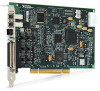NI PCI-8254R, IEEE 1394a Interface Device with Reconfigurable I/O -- 779303-01