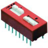 DIP Switch -- 81F9157 - Image