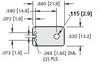 Transistor Insulators -- 4673 -Image