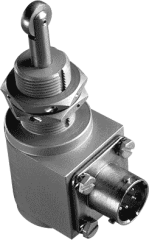 Angle Connector Limit Switch image