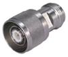 Between Series Adapter -- 33BNC-N-Q50-4 - Image