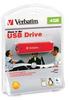 Verbatim Store n Go USB Flash Drive - 4GB -- 95236
