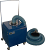 Portable Fume Extractor Python Portable Floor Sentry -- SS-400-PYT
