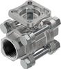 Ball valve -- VZBE-3/4-T-63-T-2-F0304-V15V15 -Image