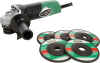 4-1/2 in. Angle Grinder -- 8368243