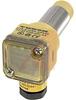 Sensor, Inductive; M18 x 1; 10 to 30 VDC; 200 mA (Max.); 1000 Hz; Brass -- 70034952