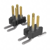 Rectangular Connectors - Headers, Male Pins -- 0015913620-ND -Image