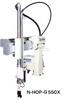 Servo/Pneumatic Sprue Picker -- N-HOP-G450