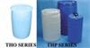Closed-Head Plastic Drums -- THP15