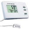 Cole-Parmer Thermohygrometer with Alarm and Remote Probe -- GO-90081-00