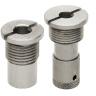 Ball-lock Clamping Receptacle -- QCBA / QCBAS -Image