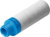 Pneumatic muffler -- UO-M7 -Image