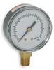 Vacuum Gauge,2 1/2 In,30 to 0 In Hg Vac -- 4FLV4