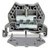 Thermocouple Terminal Block: 30-20 AWG, gray, 50V, 50/pk -- DN-THERM1