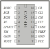 Signal Amplifier -- CAV414