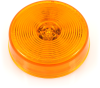 """2.5"""" Sealed Round LED Clearance/Marker Light 47765, Amber Lens -- 47765 -- View Larger Image"""