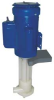 Pump, Vertical, 1/4 HP, 230/460V -- 4VYG2