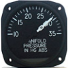 Engine Instruments / Miscellaneous IndicatorsManifold Pressure -- PM-42-1A