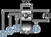 Silverthin Bearing SA Series - Type C -- View Larger Image