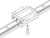 Linear Motion Guide SSR -- SSR20XTB-Image