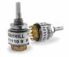 Single Deck Rotary Switches -- Series 56