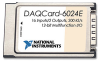 DAQCard-6024E for PCMCIA and NI-DAQ -- 778269-01