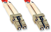 Multimode Duplex Fiber Optic Cable, 62.5/125, 850nm, LC-LC Connectors -- 2ZR6CC-X