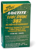 Henkel Loctite Tak Pak 382 Ultra Performance Instant Adhesive Clear 20 g Kit -- 230276 - Image