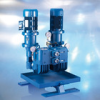 Series DMC Pump Stations -- M 5 - M 10