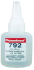 Permabond 792 Surface Insensitive Cyanoacrylate Adhesive Clear 1 oz Bottle -- 792 1 OZ BOTTLE -Image