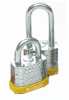 Brady Steel Padlocks (Yellow; 2