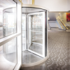 Manual Revolving Doors -- Crane 1000 Series