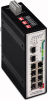 Industrial-Managed-Switch; 7 Porst 100Base-TX; 2 Slots 100Base-FX -- 852-104 - Image