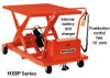 PRESTO PORTABLE ELECTRIC SCISSOR LIFTS -- HXBP24-10