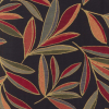 Colorful Leaf Fabric -- R-Hemingway -- View Larger Image