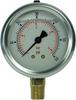 Pressure and Vacuum Gauges, PSI/Bar