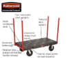 STANCHION PLATFORM TRUCKS -- H4483