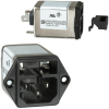 Power Entry Connectors - Inlets, Outlets, Modules -- CCM1620-ND -Image