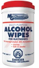 """Wipe;Pre-Saturated;Isopropyl Alcohol;Tub;5x6"""";75 Wipes -- 70125552 -- View Larger Image"""