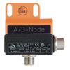 AS-Interface dual sensor for pneumatic quarter-turn actuators -- AC2316 -Image